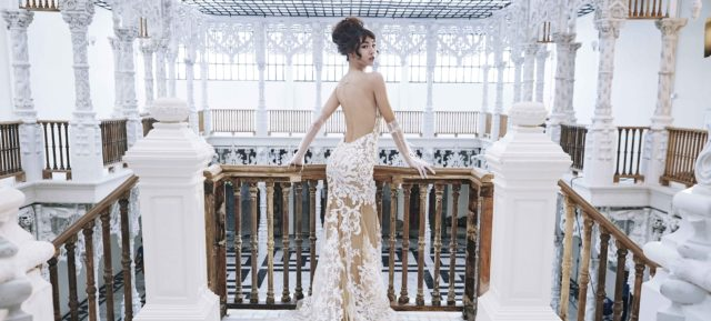 Singapore wedding gown rental