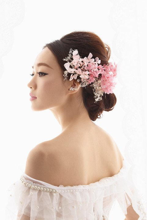 bridal makeup in Singapore