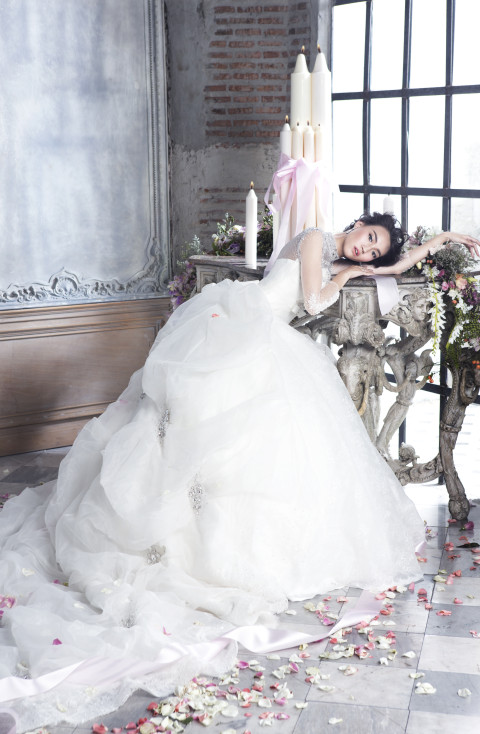 Wedding Dress Singapore Rental