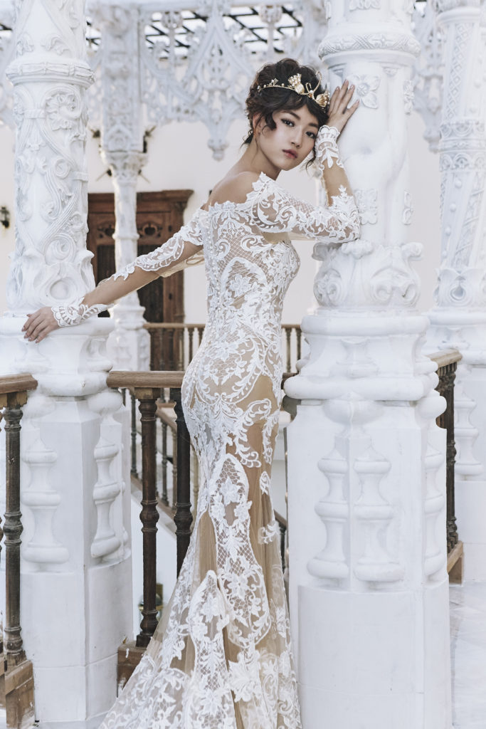 Malena Bridal - White Gown Collection