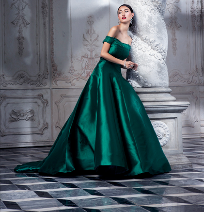 Evening Gown Rental Singapore